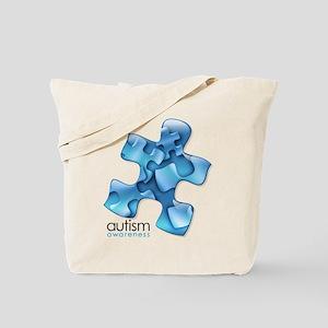 PuzzlesPuzzle (Blue) Tote Bag