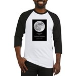 I survived the Super Moon! Baseball Jersey