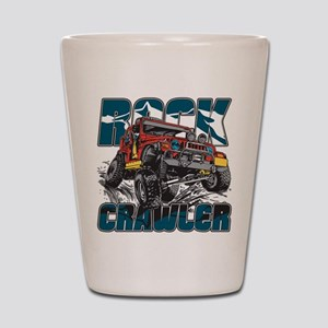Rock Crawler 4x4 Shot Glass