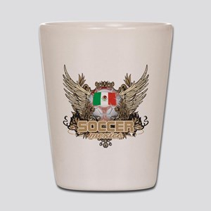 Soccer Mexico Shot Glass