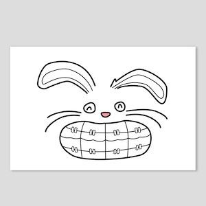 Bunny Brace Postcards (Package of 8)