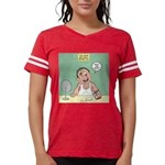Face Cream with Highly Moron Womens Football Shirt