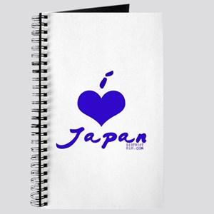 I LOVE JAPAN Journal