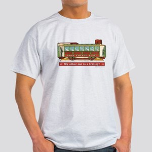 Trolley Car Light T-Shirt