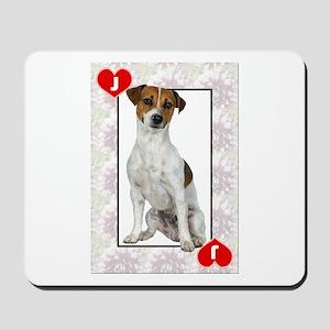 Jack of Hearts Mousepad
