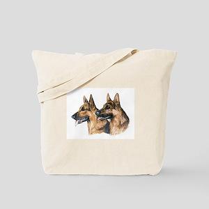 Tote Bag German Shepherd Dog design