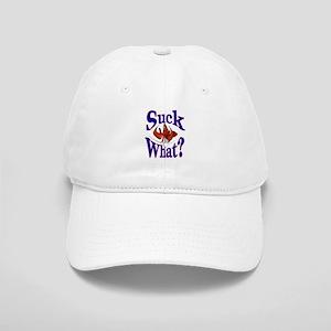 Suck What? Cap