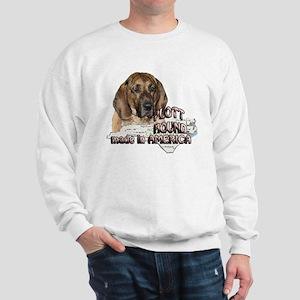 American Plott Hound Sweatshirt