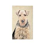 Welsh Terrier Area Rug