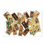 Tarot Lover Postcards (package Of 8)