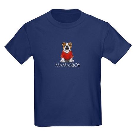 Mamas Ragazzo Bulldog T-shirt GVWfU