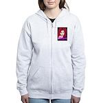Natasha NYC Women's Zip Hoodie