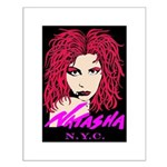 Natasha NYC Small Poster