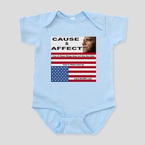 causeaffect Infant Bodysuit
