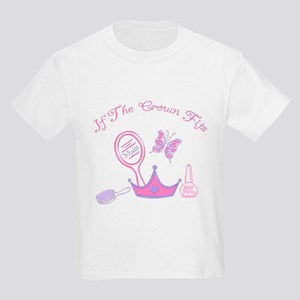 If the crown fits Kids Light T-Shirt