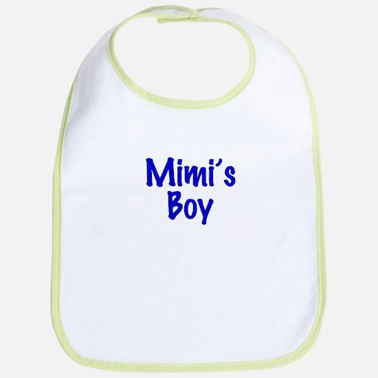Mimi's Boy Bib