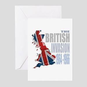 British invasion greeting cards cafepress british invasion greeting cards pk of 10 m4hsunfo