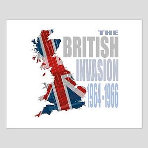 British Invasion Small Poster