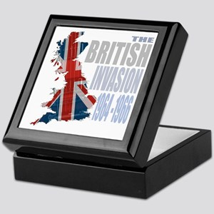 British Invasion Keepsake Box