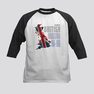 British Invasion Kids Baseball Jersey