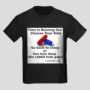 redbluepill Kids Dark T-Shirt