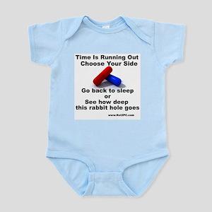 redbluepill Infant Bodysuit