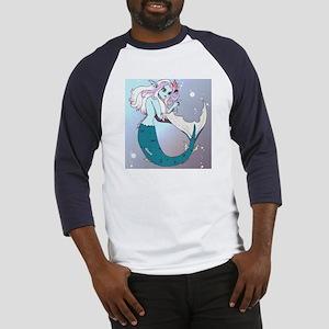 Anime Mermaid Baseball Jersey