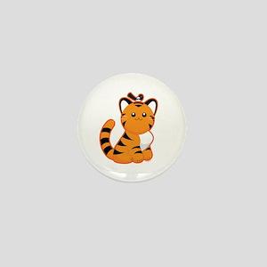 Tiger, Tiger Mini Button
