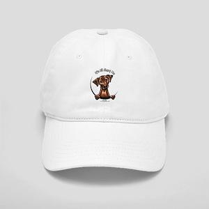 Chocolate Lab IAAM Cap