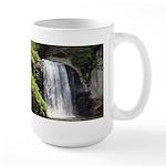 Looking Glass Falls Large Mug