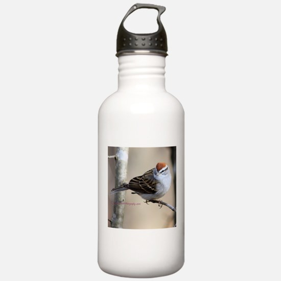 Unique Color photography Water Bottle