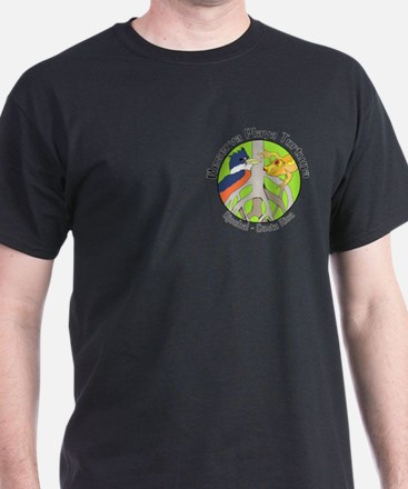 Funny Costa rica turtles T-Shirt