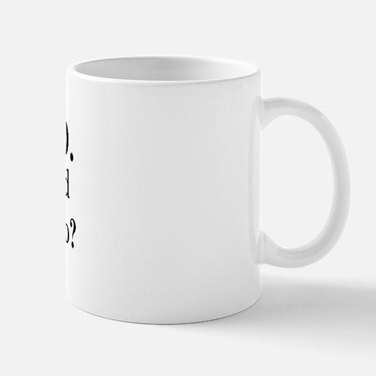 WWMD Mug