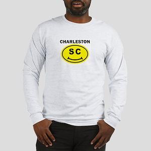 Charleston SC Smile(TM) Long Sleeve T-Shirt