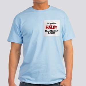 The Amazing Nikki Haley Transparent T-shirt Light