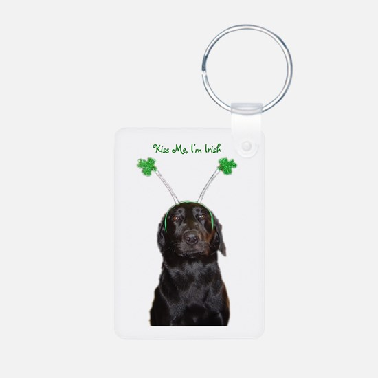 Irish lab Keychains