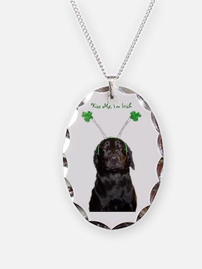 Irish lab Necklace