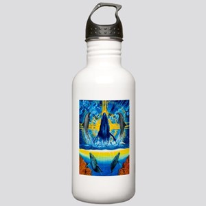 Peace in the Water Stainless Water Bottle 1.0L