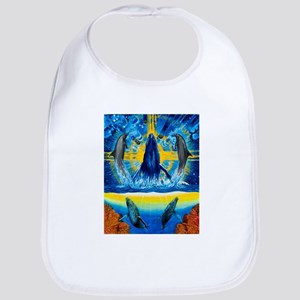 Peace in the Water Bib