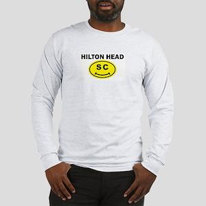 Hilton Head SC Smile(TM) Long Sleeve T-Shirt