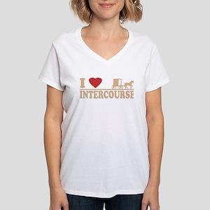 I Love Intercourse T-Shirt
