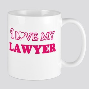 I love my Lawyer Mugs