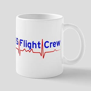 EMS Flight Crew - (same image front & back) Mug