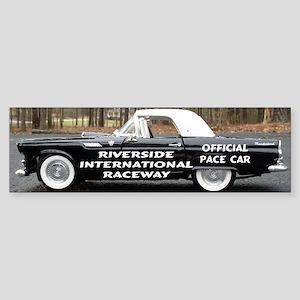 Riverside Raceway Sticker (Bumper)