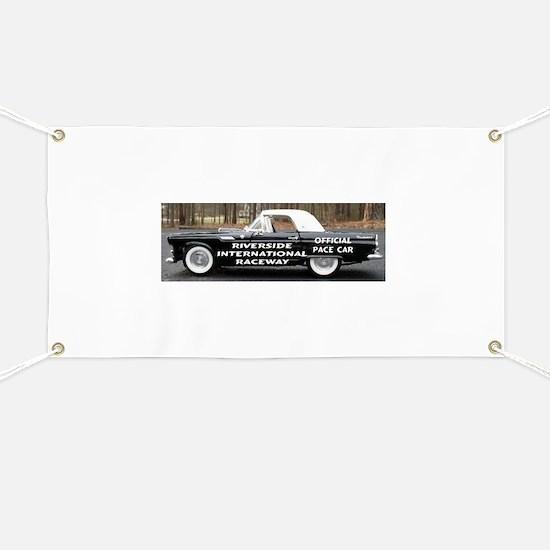 Riverside Raceway Banner