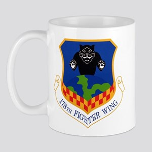 178th Fighter Wing Mug