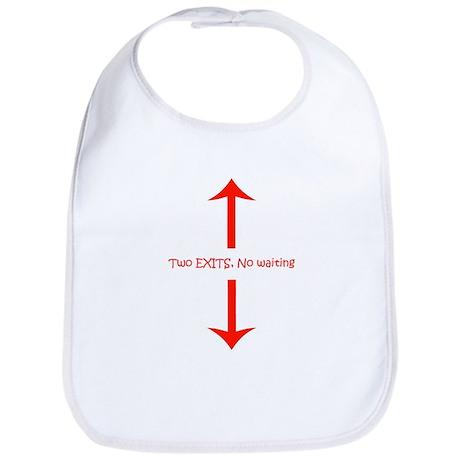 Funny Baby Shower Gift Idea Bib