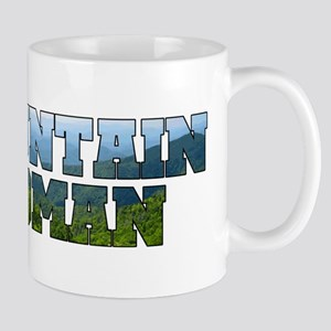 Mountain Woman Mugs