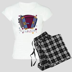 Accordion Women's Light Pajamas