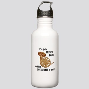 I've Got a French Horn Stainless Water Bottle 1.0L